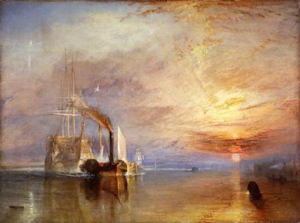 'Fighting Temeraire' (1839) Joseph Mallord William Turner