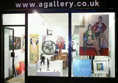 A Gallery, London