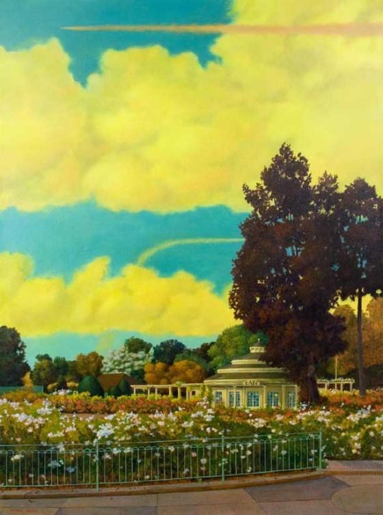 'Last Summer Day' - artwork