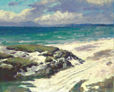 Rough Seas by David Ian Smith