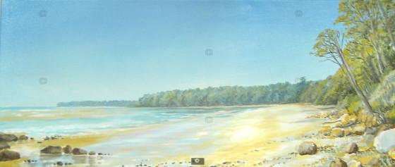 Priory Bay by Sandra Francis