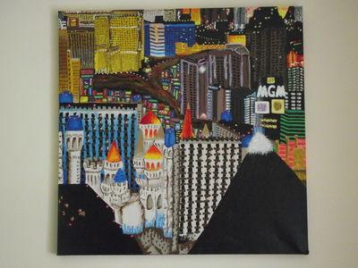Sin City by Corissa Bull