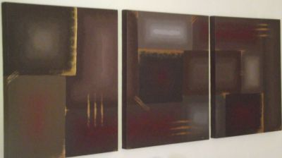 Trio of Simplicity by Corissa Bull