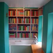 Garden Flat bathroom by Katy Galbraith