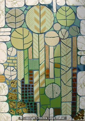 Save the Trees by Christine Lloyd Walker