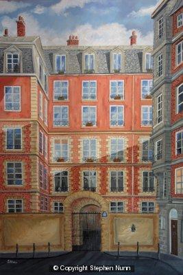 Paris Palace by Stephen Nunn