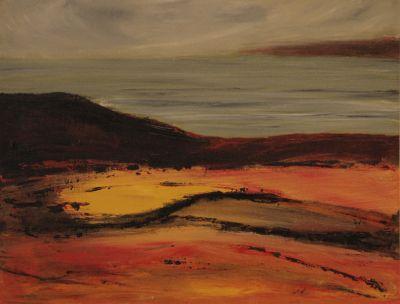 Celtic Moor by Peter Watson Wood