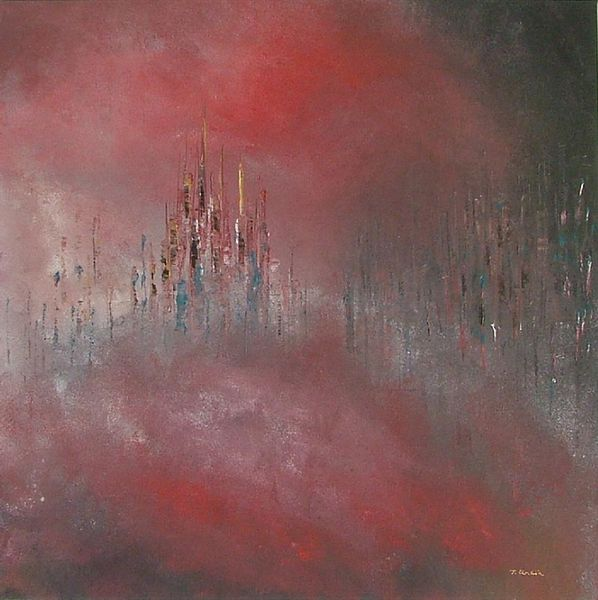 The City Above by Tracey Unwin