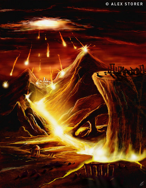 Prophecy by Alex Storer