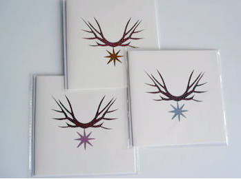 'Christmas Star Cards' by Sharifa Brooks Read
