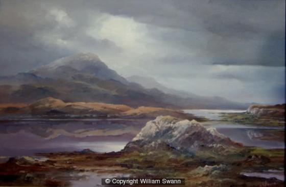 Heasta, Skye by William Swann