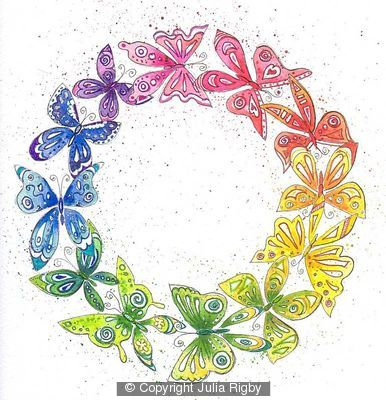 Butterfly Ring by Julia Rigby