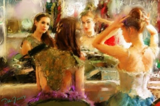 The Dressing Room by Dean James