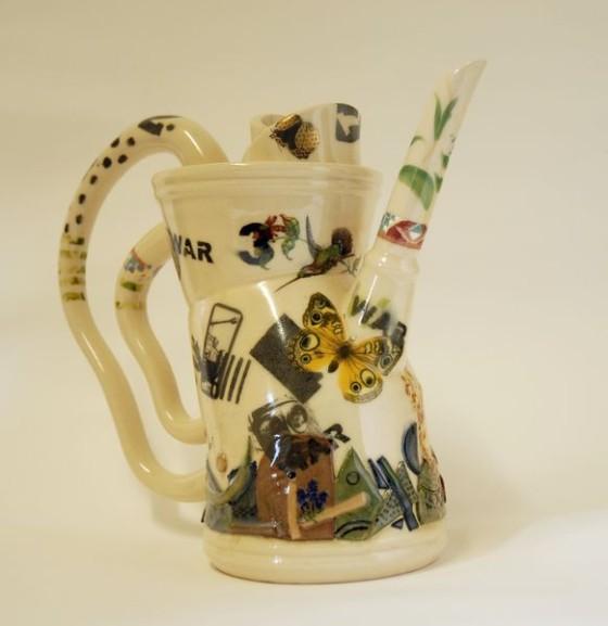 Teapot 2 by Mariwan Karim