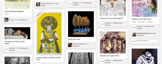 Artweb on Pinterest