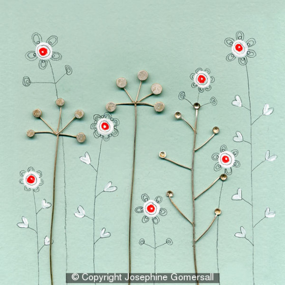 Silver Seed by Josephine Gomersall