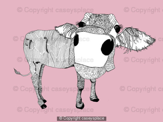 Cowface by Casey Rogers