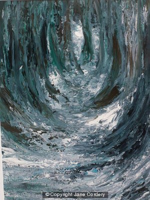 Winter Passage by Jane Cordery