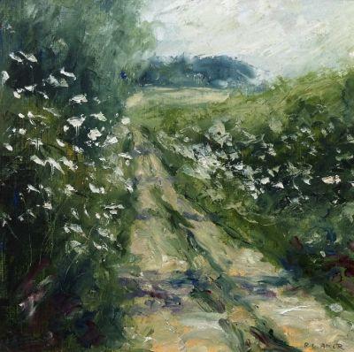 Daylesford Track from Kingham by Rupert Aker
