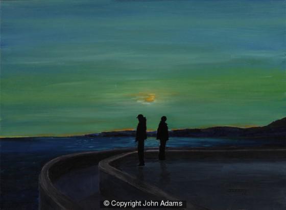 Midnight Decisions by John Adams