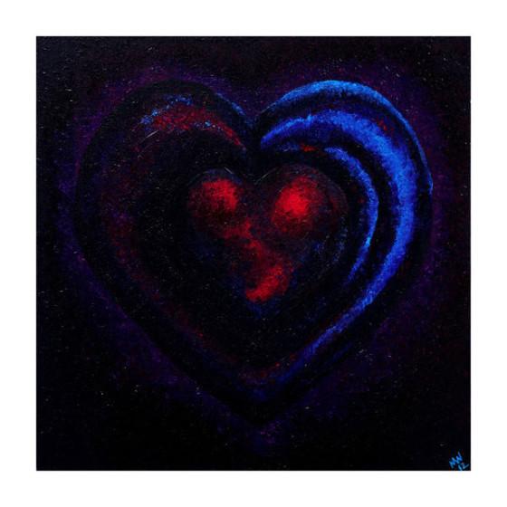 Love Enveloped by Morag Wycherley