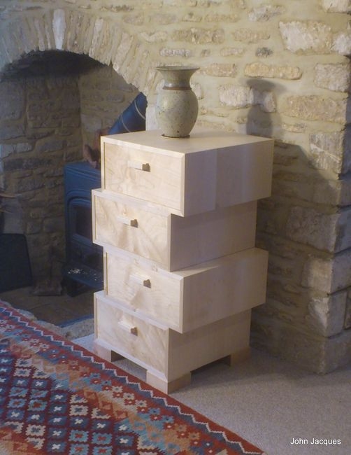 Stack in Sycamore by John Jacques