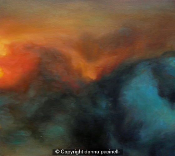 Moodscape 3 by Donna Pacinelli