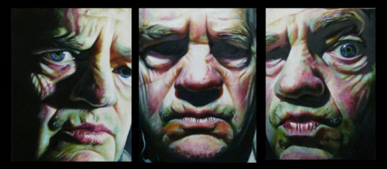 Weathered Expressions by Will Jackson