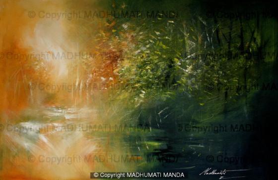 Artwork by Madhumati Manda