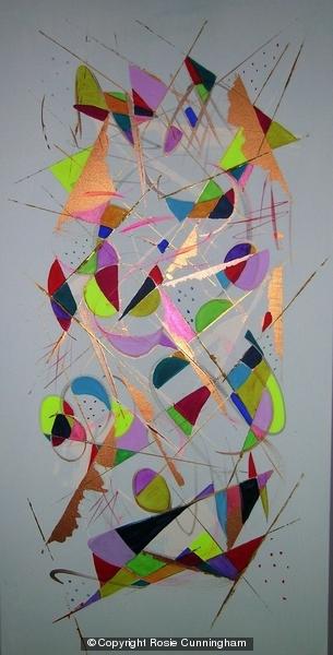 'Melody One' by Rosie Cunningham