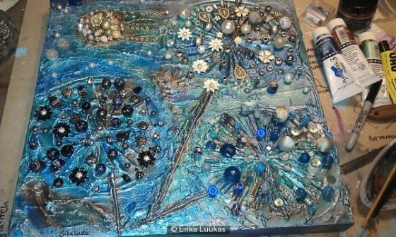 'Gardener's Worlds' by Erika Luukas
