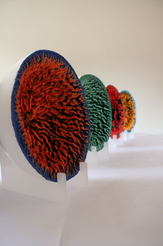 Sculpture by Kate Linforth
