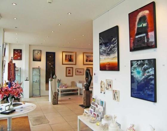 Liberty Gallery Exhibition by Adam Arbeid