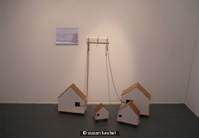 House rack by Susan Keshet