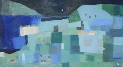 Full Moon by Fiona Morrison