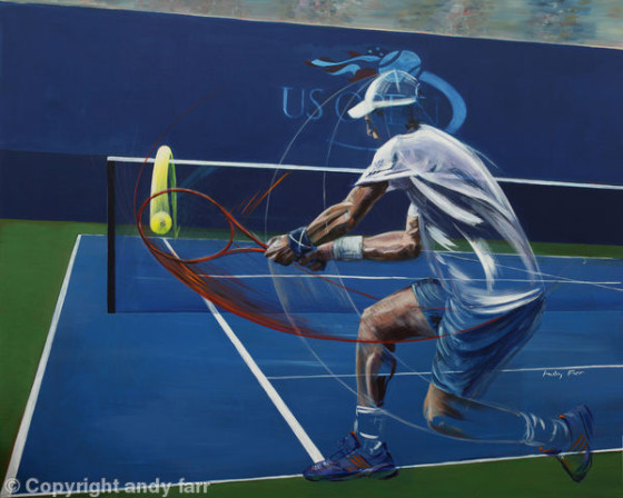 Murray by Andy Farr