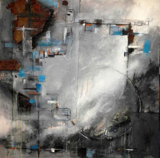 """Rustic Edge"" by Jenny Clark"
