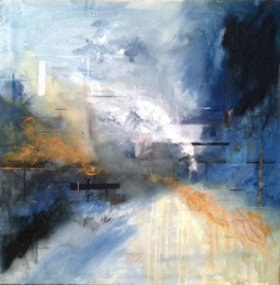 """Atmospheric View"" by Jenny Clark"
