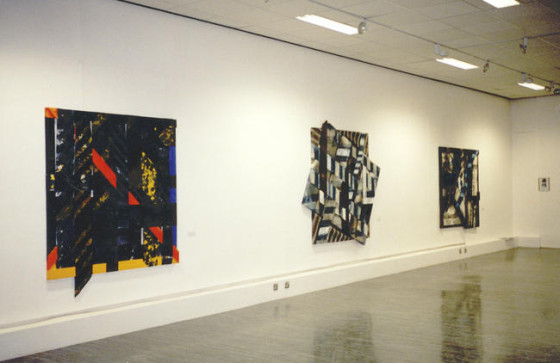 Installation in Lanchester Gallery