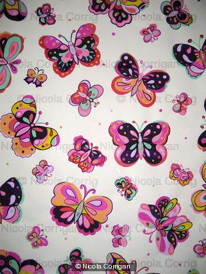 Dancing Butterflies by Nicola Corrigan