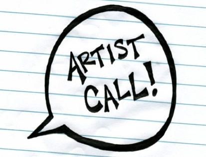 Artist call - submitting to group shows