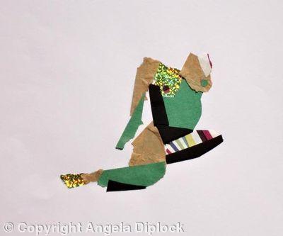 Artwork by Angela Diplock