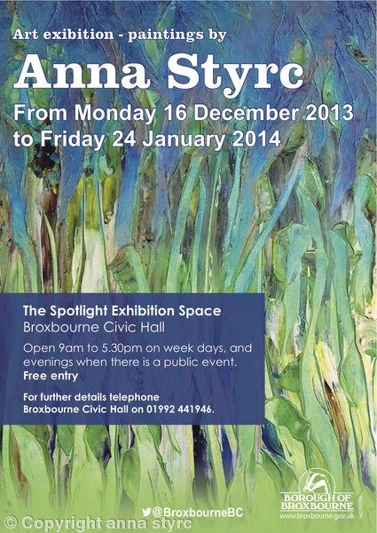 The Spotlight Exhibition