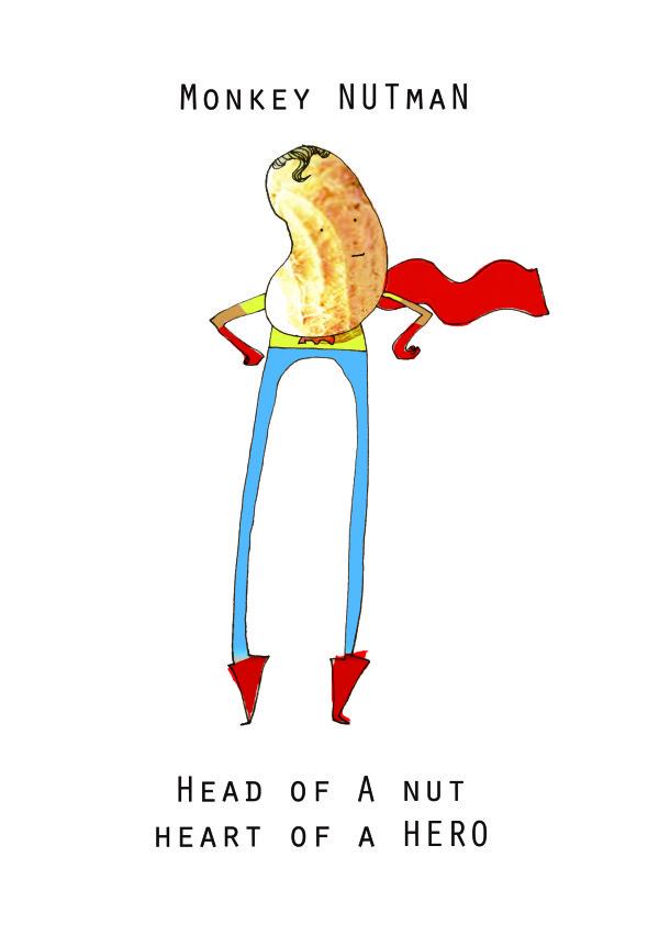 Monkey Nut Man
