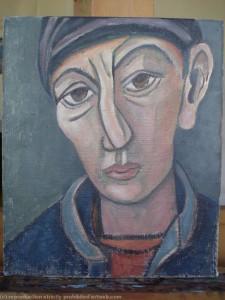 Jess Wood - Portrait of Self
