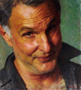 Robert Hannaford - Self-Portrait