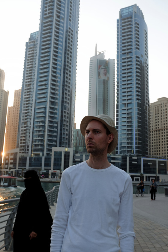 Tomas Schelp, Dubai, 2015. Courtesy of Tomas Schelp