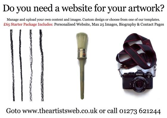 artweb flyer