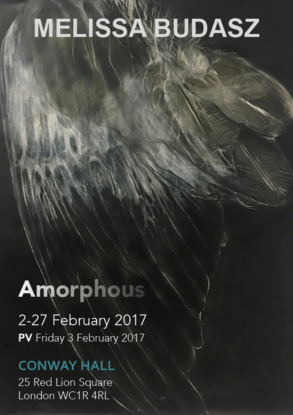 Melissa Budasz Solo Show - Amorphous