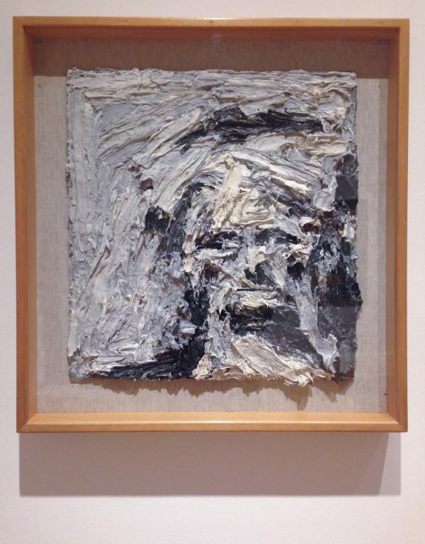 Frank Auerbach - Head of E.O.W. IV, 1961